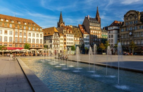 Location immobilier Strasbourg